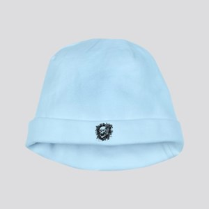 Skull VI baby hat