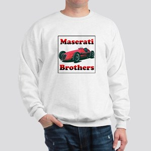 Maserati4CLT-4 Sweatshirt