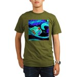 Rocket Ship Outer Space T-Shirt