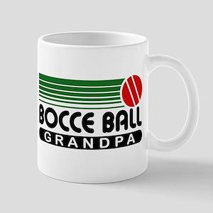 Bocce Ball Grandpa 11 oz Ceramic Mug