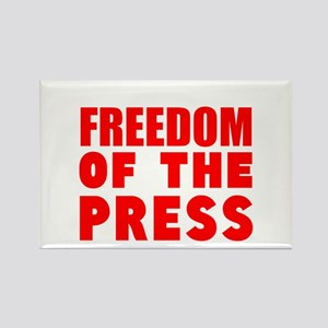 Freedom of the Press Magnets