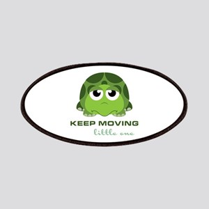 Keep Moving Patch