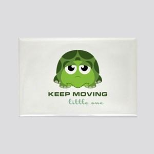 Keep Moving Magnets