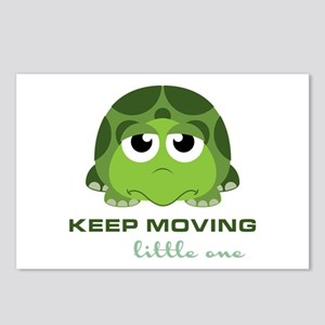 Keep Moving Postcards (Package of 8)