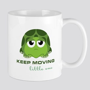 Keep Moving Mugs