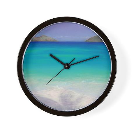"""""""Distant Memories, Elusive Presence"""" Wall Clock"""