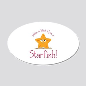 Wish Upon Starfish Wall Decal