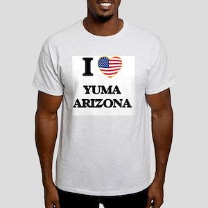 I love Yuma Arizona USA Design T-Shirt