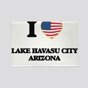 I love Lake Havasu City Arizona USA Design Magnets