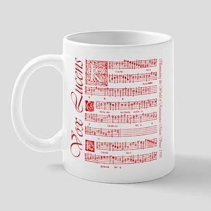 Vox Lucens #2 Mug