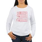 Vox Lucens #2 Women's Long Sleeve T-Shirt