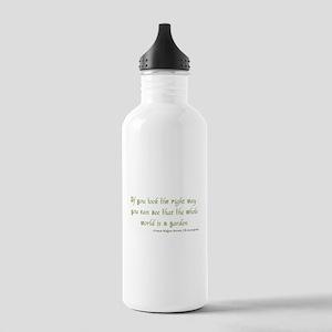 The Secret Garden Quot Stainless Water Bottle 1.0L