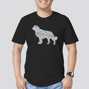 Distressed Grey Newfoundland T-Shirt