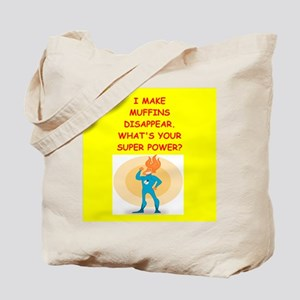 muffin Tote Bag