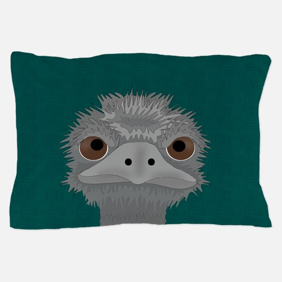 Emu Pillow Case