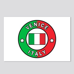 Venice Italy Postcards (Package of 8)