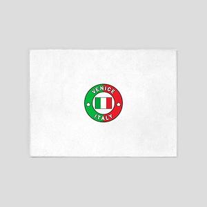 Venice Italy 5'x7'Area Rug
