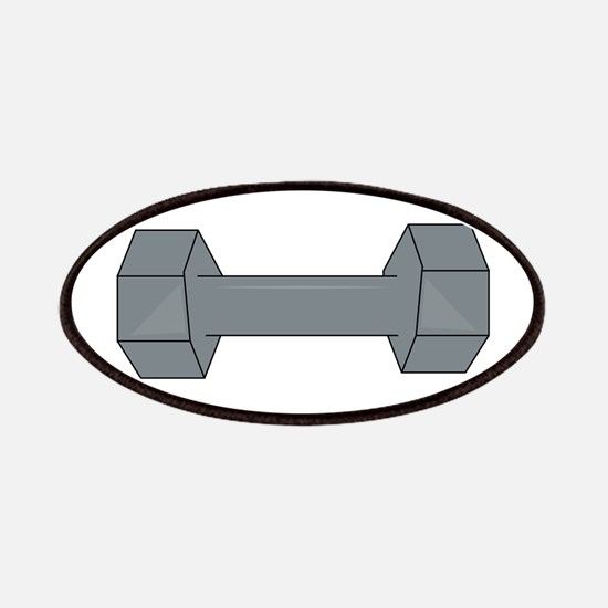 Barbell Patch
