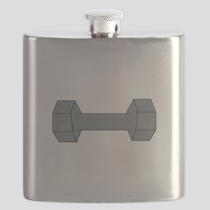 Barbell Flask