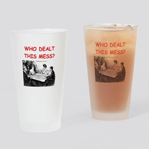 funny bridge joke on gifts and t-shirts Drinking G