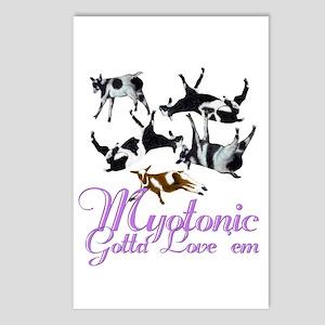 Myotonic Goat Gotta love'em Postcards (Package of