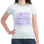 Vox Lucens #4 Jr. Ringer T-Shirt