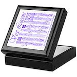 Vox Lucens #4 Keepsake Box