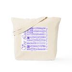 Vox Lucens #4 Tote Bag