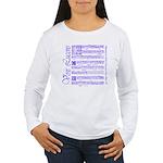 Vox Lucens #4 Women's Long Sleeve T-Shirt