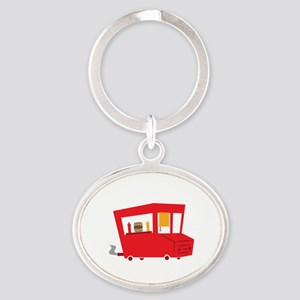 Food Truck Keychains