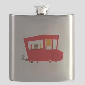 Food Truck Flask
