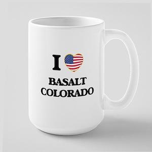 I love Basalt Colorado USA Design Mugs