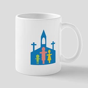 Church Family Mugs
