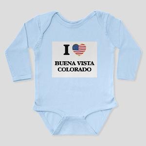 I love Buena Vista Colorado USA Design Body Suit