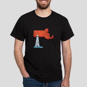 State Of Massachusetts T-Shirt