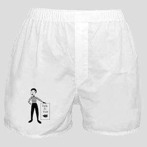 Talk-a-tive Boxer Shorts
