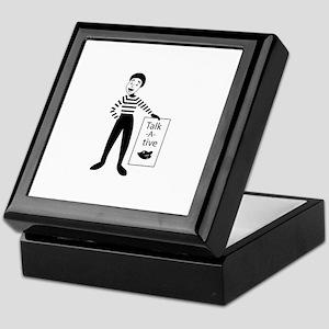 Talk-a-tive Keepsake Box
