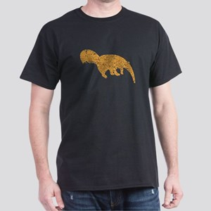 Distressed Brown Anteater T-Shirt