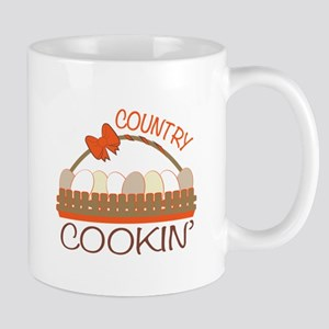 Country Cookin Mugs