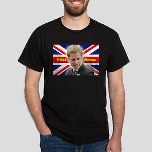 HRH Prince William Dark T-Shirt