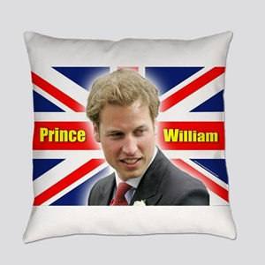 HRH Prince William Everyday Pillow