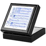 Vox Lucens #6 Keepsake Box