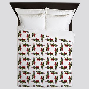 FIREFIGHTER Queen Duvet