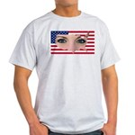 US Blonde American Beauty Light T-Shirt