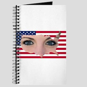 US Blonde American Beauty Journal