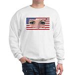 US Blonde American Beauty Sweatshirt