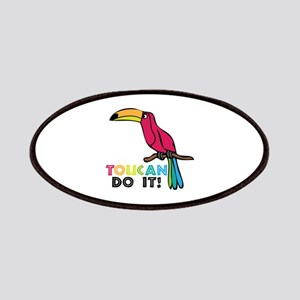 Toucan Do It Patch