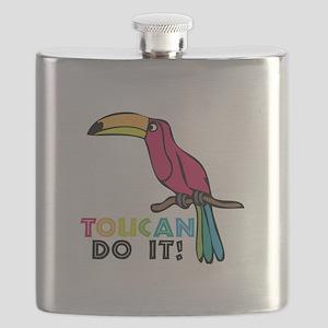 Toucan Do It Flask