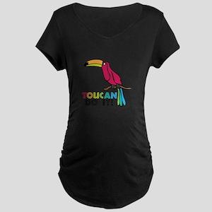 Toucan Do It Maternity T-Shirt