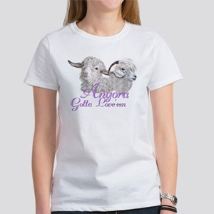Angora Goat Gotta Love'em Women's T-Shirt